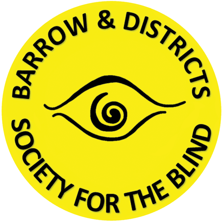 Barrow and Districts Society For The Blind Logo