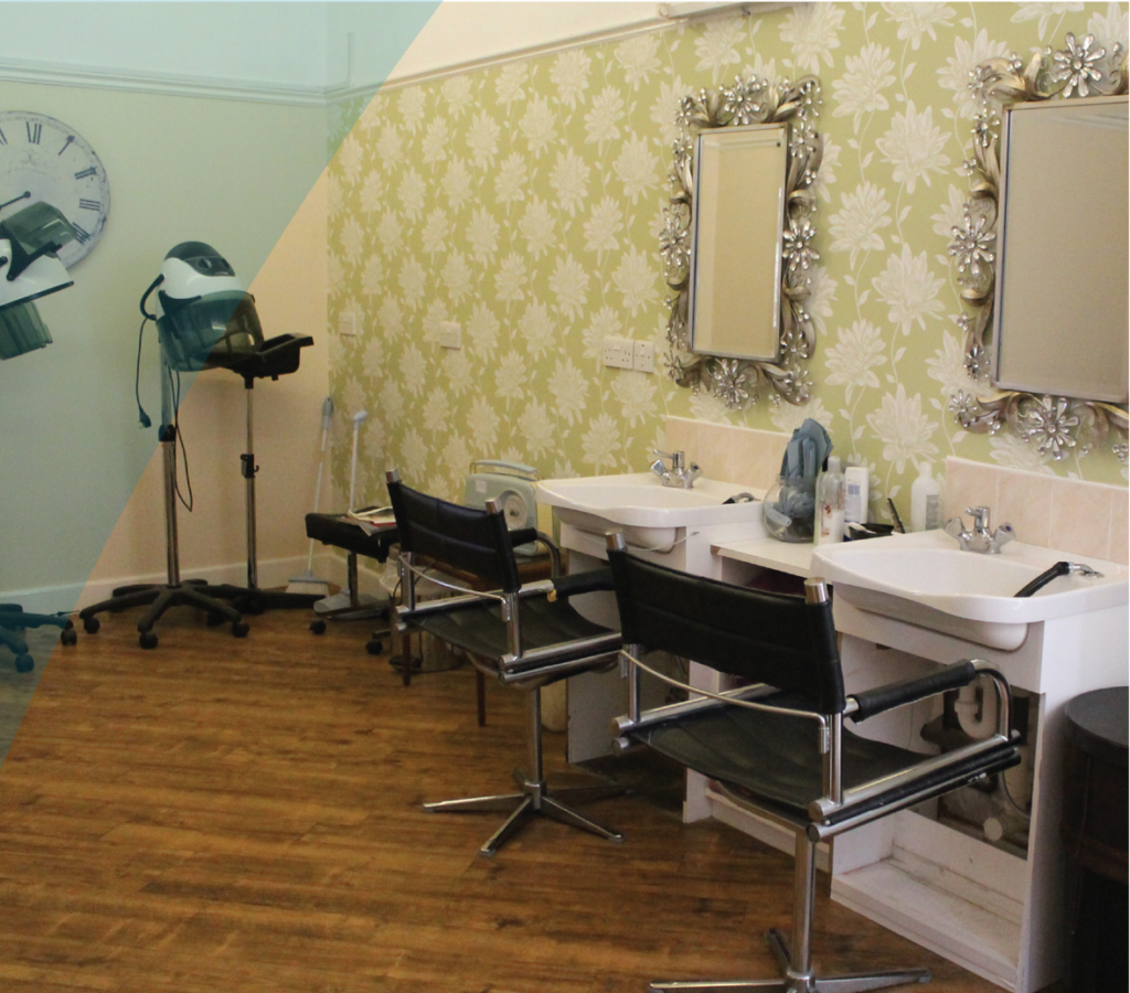 Ostley House Hairdressers